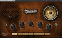 Waves Maserati DRM Drum Slammer Plug-in