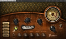Waves Maserati GTi Guitar Toner Plug-in