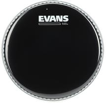 Evans TT08CHR Black Chrome Tom Batter Head - 8