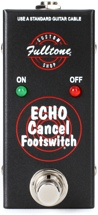 Fulltone Custom Shop Tape Echo Cancel Footswitch For TTE and SSTE