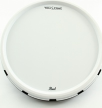 Pearl Tru Trac Dual Zone Electronic Drum Head - 16