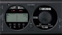 Boss TU-88 Tuner and Metronome - Black