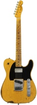 Fender Custom Shop Sweetwater Mod Squad '62 Telecaster Custom - Butterscotch, Heavy Relic, Tele