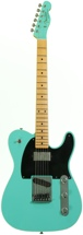 Fender Custom Shop Sweetwater Mod Squad '62 Telecaster Custom - Sea Foam Grn, Closet Clsc, Tele