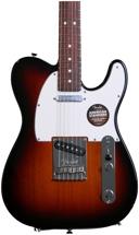 Fender American Standard Telecaster - 3-color Sunburst with Rosewood Fingerboard
