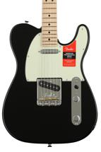 Fender American Professional Telecaster - Black with Maple Fingerboard