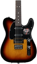 Fender Blacktop Tele Baritone - 3 color Sunburst