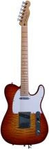 Fender Custom Shop 2012 Custom Deluxe Telecaster - Cherry Sunbu