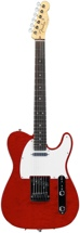 Fender Custom Shop 2012 Custom Deluxe Telecaster - Candy Red
