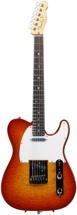 Fender Custom Shop 2012 Custom Deluxe Telecaster - Cherry Sunburst, Case Rash