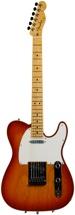 Fender Custom Shop Bound Custom Deluxe Telecaster Special - Aged Cherry Sunburst