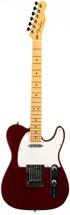 Fender Custom Shop Custom Deluxe Telecaster Special - Bing Cherry Transparent