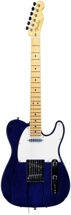 Fender Custom Shop Custom Deluxe Telecaster Special - Cobalt Blue Transparent