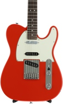 Fender Deluxe Nashville Tele - Fiesta Red with Rosewood Fingerboard