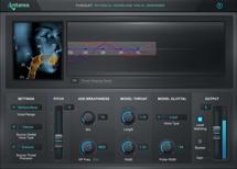 Antares THROAT Evo Vocal Modeling Plug-in