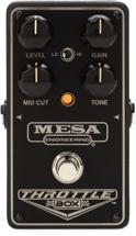 Mesa/Boogie Throttle Box Distortion Pedal with 5-band Graphic EQ