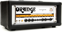 Orange Thunderverb 50 - 50-Watt 2-Channel Tube Head w/Attenuator Black