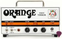 Orange Tiny Terror 15/7-Watt Tube Head