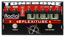 Radial Tonebone Plexitube 2-channel Tube Distortion Pedal