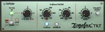 Softube Tonelux Tilt EQ Plug-in