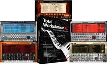 IK Multimedia Total Workstation XL Virtual Instrument Bundle (boxed)