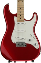 Schecter USA Traditional - Candy Red with Rosewood Fingerboard