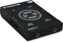 Native Instruments Traktor Audio 2 Mk2 - With Lightning Cable