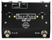 Fulltone Custom Shop True-Path ABY - True-Path ABY, Black