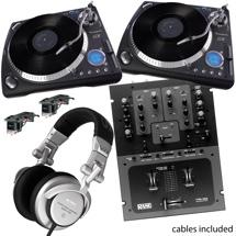 Sweetwater Vinyl DJ Club Bundle