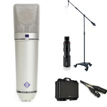 Neumann U 87 Complete Studio Package