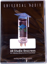 Universal Audio Studio on Screen DVD vol. 1: Recording & Mixing from Demo to Finished Master