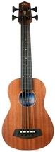 Kala U-Bass - 4-string, Fretless, Mahogany