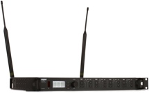 Shure ULXD4Q Quad Receiver G50 Band - 470-534 MHz