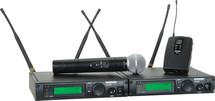 Shure ULXP124/58 - G3 Band, 470 - 505 MHz