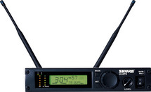 Shure ULXP4 Wireless Receiver - G3 Band, 470 - 505 MHz