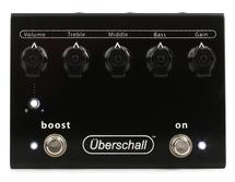Bogner Uberschall Distortion Pedal