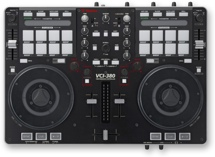 Vestax VCI-380 2-channel DJ Controller and Mixer