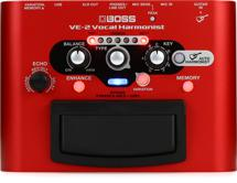 Boss VE-2 Portable Vocal Processor
