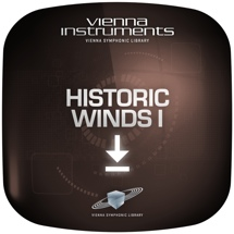 Vienna Symphonic Library Historic Winds I - Standard Library