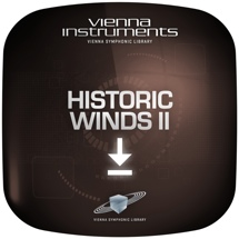 Vienna Symphonic Library Historic Winds II - Standard Library