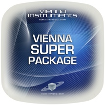 Vienna Symphonic Library Vienna Super Package - Full Library