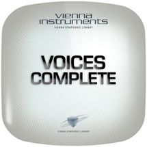 Vienna Symphonic Library Voices Complete - Full Library