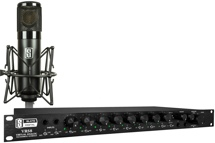 Slate Digital VRS8 and ML-1 Modeling Microphone Bundle