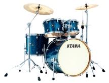 Tama Silverstar Accel-Driver LTD - Blue Indigo Sparkle