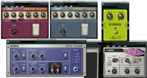 Steinberg Vintage Stomp Pack Plug-in Suite