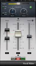 Waves Vocal Rider Plug-in - Native