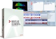 Steinberg WaveLab Elements 8 (boxed)