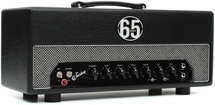 65amps The Whiskey 50-watt Handwired Tube Head