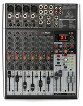 Behringer Xenyx X1204USB Mixer and Audio Interface with Effects