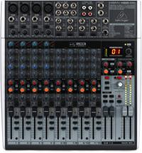 Behringer Xenyx X1622USB Mixer and Audio Interface